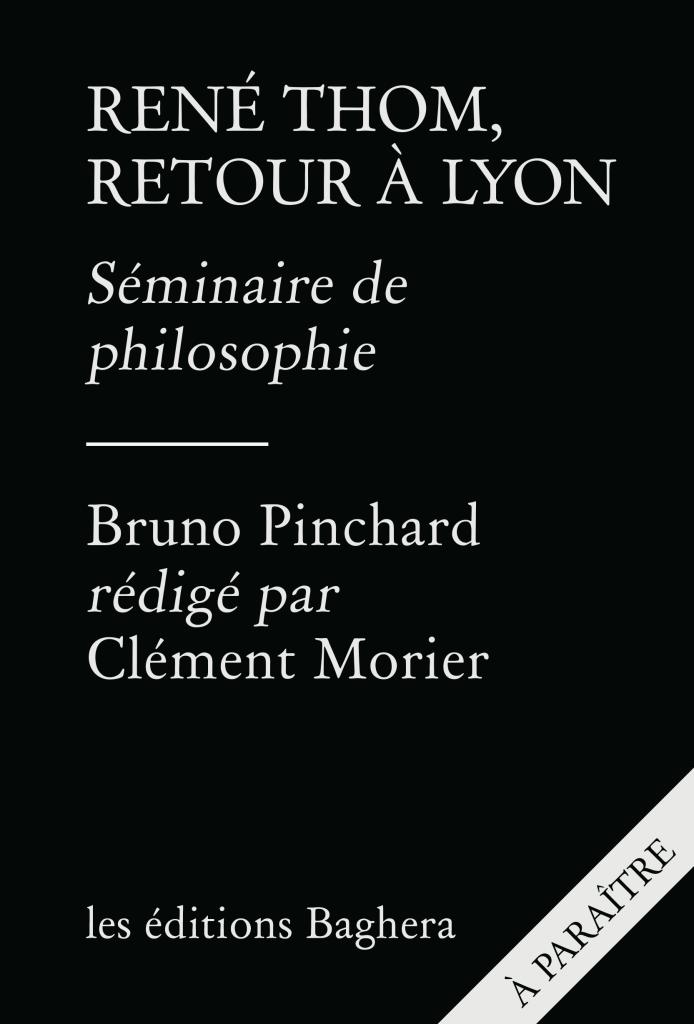 René Thom, retour à Lyon
