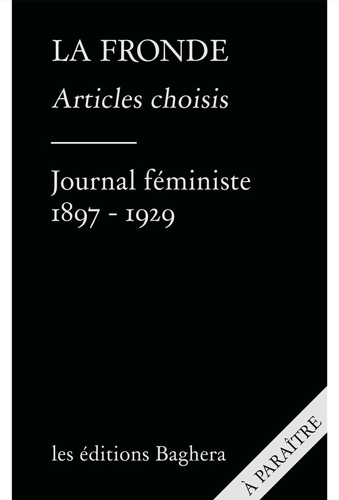 La Fronde, Articles choisis
